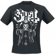 Ghost Papas Wrath Herren-T-Shirt - Offizielles Merchandise S, M, L, XL, XXL, 3XL, 4XL, 5XL Herren