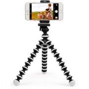 Tech Gear 10 inch Foldable Gorilla Tripod Fully Flexible Octopus Mini Tripod Stand for Smartphone DSLR Action Cameras
