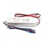 Transformator Sursa Profesionala de tensiune constanta Mean Well LPV-35-12 IP67 230V la 12V 3A 36W