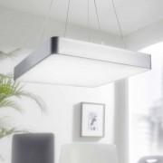 Büro Hängeleuchte in Silber LED