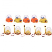Virgo Toys Mini Basketball and Drop Game (Combo) - Pack of 5