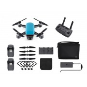 Dron DJI Spark Blue - FLY MORE COMBO