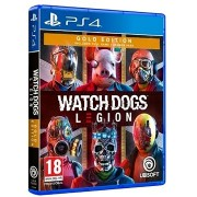 Watch Dogs Legion Gold Edition - PS4
