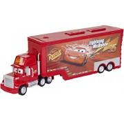 Mattel Disney Pixar Cars Mack Truck And Transporter - Multi Color