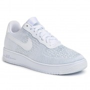 Обувки NIKE - Air Force 1 Flyknit 2.0 AV3042 100 White/Pure Platinum