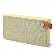 SPEAKER, Fresh n Rebel Rockbox Slice Buttercup, Bluetooth, Кремав