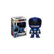 Funko Pop! Movies: Power Rangers - Blue Ranger - Azul