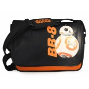 BB-8 schoudertas zwart-oranje Star Wars Episode 7 The Force Awakens