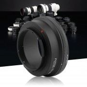 EB FD-NEX Para Canon Convert To Para Sony Anillo Adaptador De Lente Para Sony NEX-3 NEX-3C-black