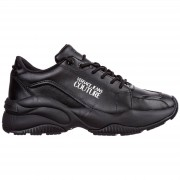 Versace Jeans Couture Scarpe sneakers uomo in pelle