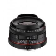 Pentax Obiettivo HD DA, 15 mm, F/4 ED AL, Edizione Limitata, Nero