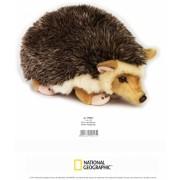 Jucarie Plus Venturelli - National Geographic Arici de desert 26 cm - AV770813
