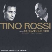 Tino Rossi - 20 Chansons d'Or (0094636390123) (1 CD)