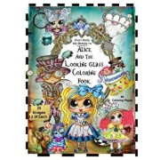 Sherri Baldy TM My-Besties TM Alice and the Looking Glass Coloring Book, Paperback/Sherri Ann Baldy