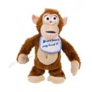 Crying Monkey Electronic Stuffed Toy - Don't take his Banana!