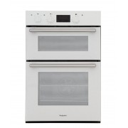 Hotpoint DD2540WH Double Built In Electric Oven - White