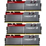 Memorie ram g.skill Trident, DDR4 64 GB, 3200MHz, CL15 (F4-3200C15Q-64GTZ)