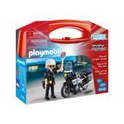 Set portabil politie Carry Case Playmobil
