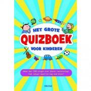 Het grote quizboek voor kinderen - Emy Geyskens en Geert Heymans