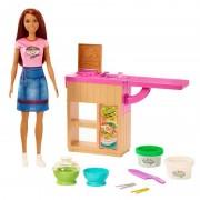Barbie Nudelbar Lekset GHK44
