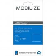 Mobilize Smartphone 2 st Schermbeveiliger Huawei Y6 2018