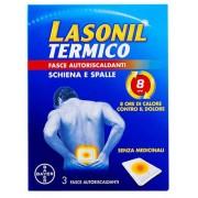 Bayer Spa Lasonil Termico Schiena/spalle 3 Fasce Autoriscaldanti