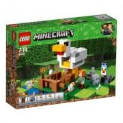 Lego Minecraft. 21140 Kurnik