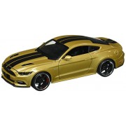 Maisto 1:24 W/B Classic Muscle-2015 Ford Mustang Gt with Black Stripes Diecast Vehicles