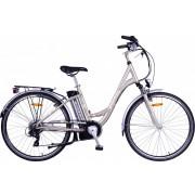 E-Bike City Damenvelo Elektrovelo Shirley champagne