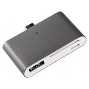 SILVERHT Adaptador SILVERHT (USB-C - USB y LC)