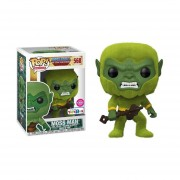 Funko Pop Moss Man Flocked Exclusivo Masters Of The Universe