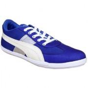 Sukun Blue White Casual Shoes For Men (PP783BLW)