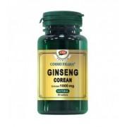 Premium Ginseng Corean 1000 mg, 30 comprimate