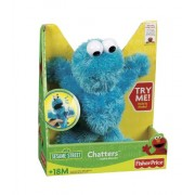 Fisher-Price Chatters Cookie Monsters
