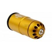 Zoxna 40mm Airsoft Grenade 120rds Golden