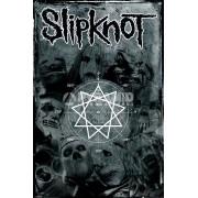 Poster Slipknot - Pentagram - PYRAMID POSTERS - PP33156