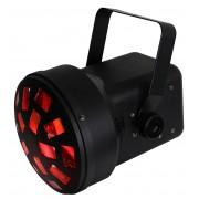 Ibiza Mini LED Mushroom RGBAW ljuseffekt