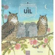 Wilde dieren in de natuur: De uil - Renne