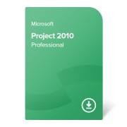 Microsoft Project 2010 Professional, H30-03318 elektronikus tanúsítvány