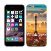 Husa iPhone 6 Plus iPhone 6S Plus Silicon Gel Tpu Model Paris
