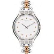 Swatch Ladies Skinring Watch