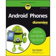Android Phones for Dummies, Paperback