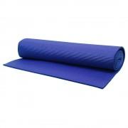 Постелка за Йога Тъмно Синя