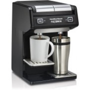 Hamilton Beach 5T708JV39YHT 2 Cups Coffee Maker(Black)