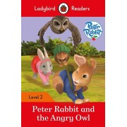 Peter Rabbit and the Angry Owl - Ladybird Readers Level 2, Paperback/***