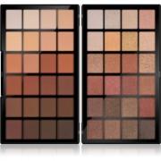 Makeup Revolution Colour Book paleta de sombras em pó tom CB02 48x0,8 g