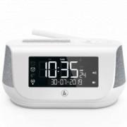 Цифрово радио Hama DR36SBT, FM/DAB/DAB+/Bluetooth, Бял, HAMA-54231