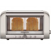 MAGIMIX Grille pain 11534 Toaster Vision brillant