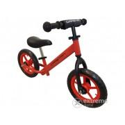 """Bicicleta pentru copii fara pedale Capetan® Energy 12"""", rosu"""