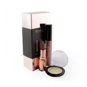 Makeup Revolution Un set de produse cosmetice decorative - colorat pachet Rose Gold (Luxe Shade Blocks Rose Gold)
